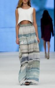 Designer : House of Dagmar  Stockholm Fashion Week Spring 2013 August 2012