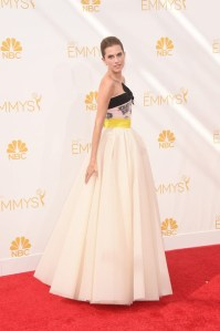 allison-williams-emmys-2014-emmy-awards